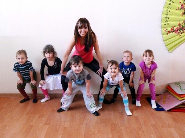 танцы для детей в Новороссйиске