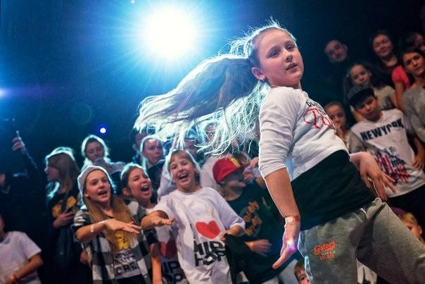 танцы для девочек в Новороссийске, dance mix