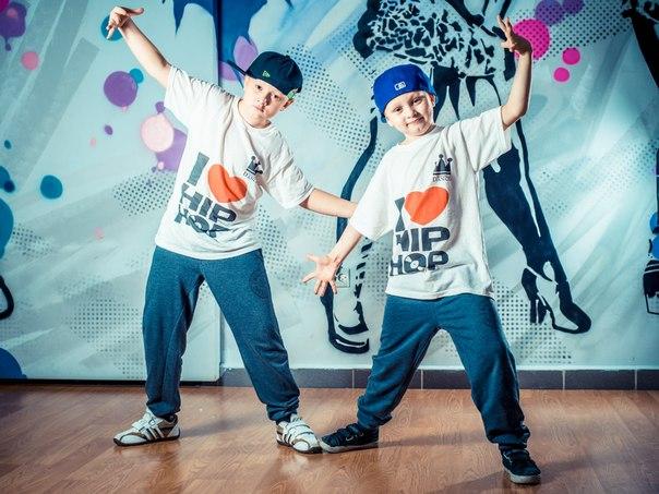танцы для мальчиков в Новороссийске, уличные танцы, hip-hop