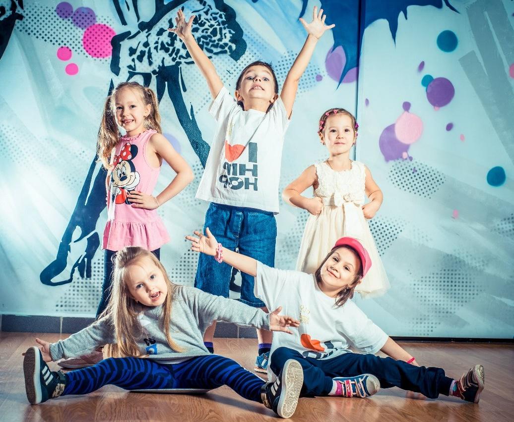 танцы для детей, детские танцы в Новороссийске, школа танцев