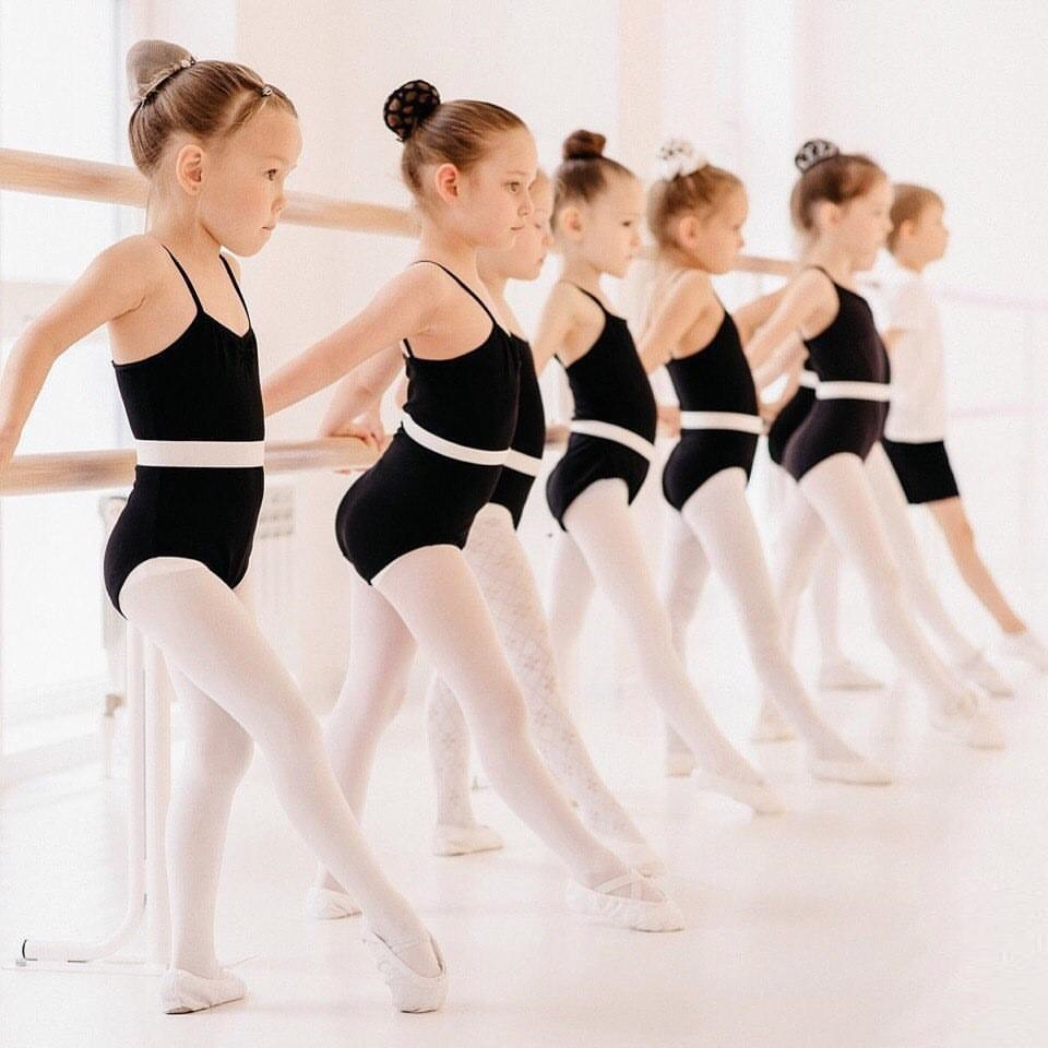 Lil Ballerine Новороссийск, танцы для девочки, танцы в Новороссийске